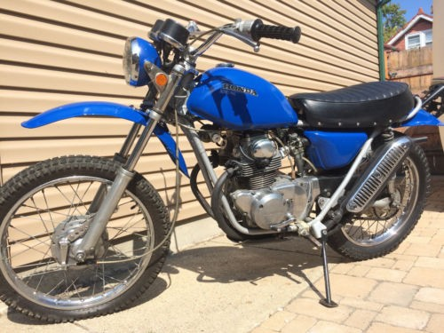 1971 Honda Other Blue for sale