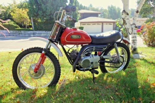 1971 Yamaha Other Red photo