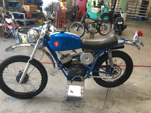 1972 Hodaka 94 Blue for sale