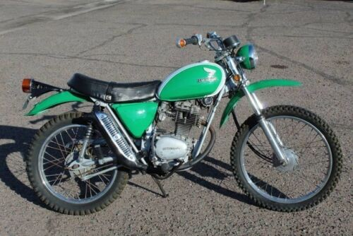 1972 Honda Other Green photo