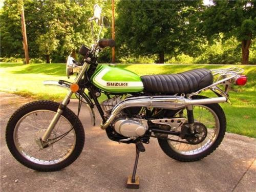 1972 Suzuki Other Blazer Green photo