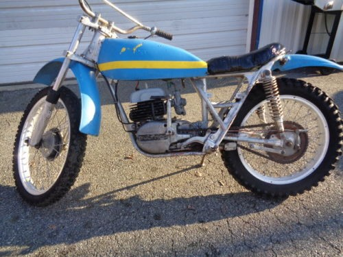 1973 Bultaco 1973 ALPINA 350  photo