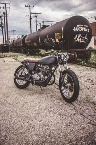 1973 Honda CB Black for sale
