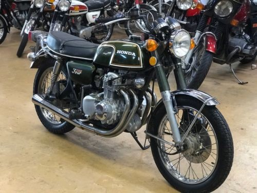 1973 Honda CB Green for sale craigslist