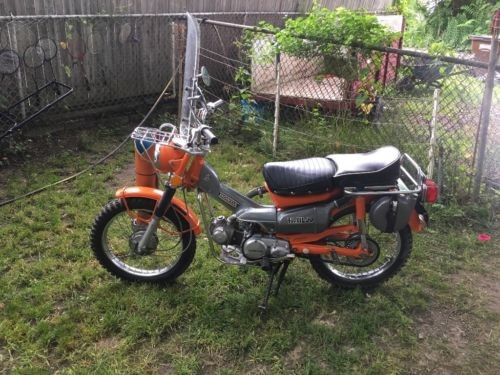 1973 Honda Other Orange photo