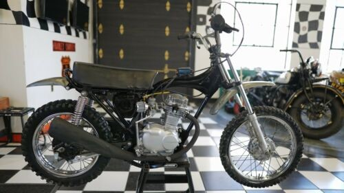 1973 Honda XR Grey photo
