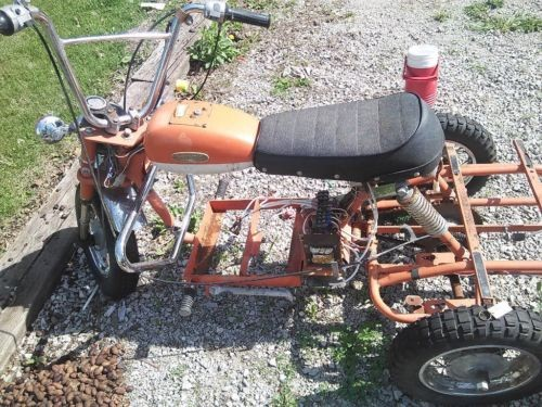 1973 Other Makes Auranthetic Charger Orange for sale craigslist