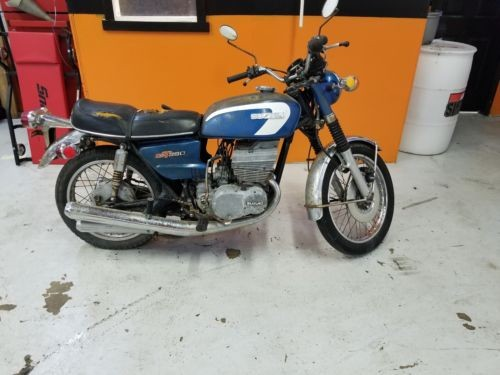 1973 Suzuki GT380 for sale