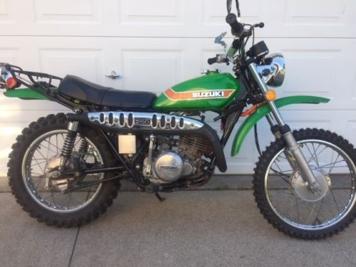 1973 Suzuki Other Green for sale
