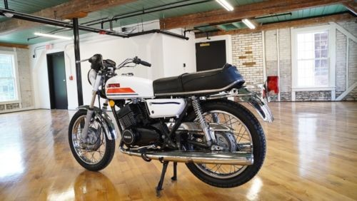 1973 Yamaha RD250 White for sale