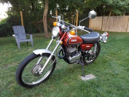 1973 Yamaha rt1 baja brown craigslist