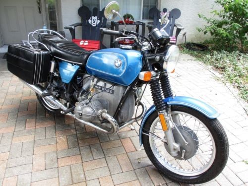 1974 BMW R-Series  photo