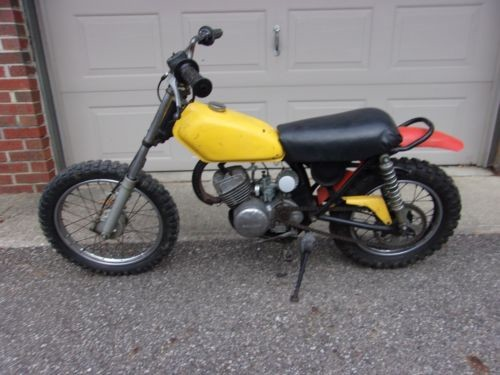 1974 Honda MR50 elsinore  photo