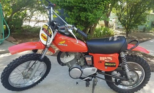 1974 Honda MR50  photo