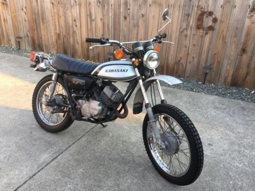 1974 Kawasaki Other Silver for sale craigslist