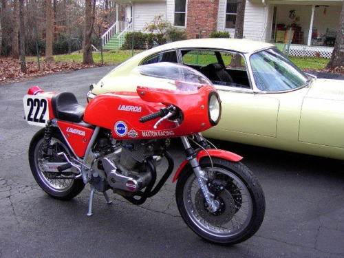1974 Other Makes Laverda Orange for sale craigslist