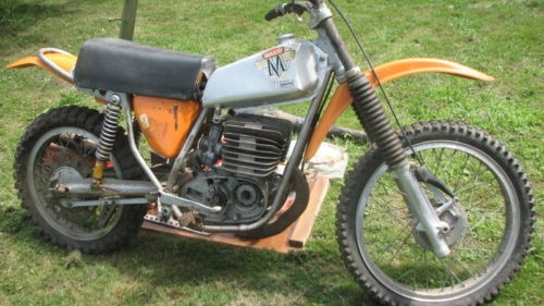 1974 Other Makes Maico GP 250  photo
