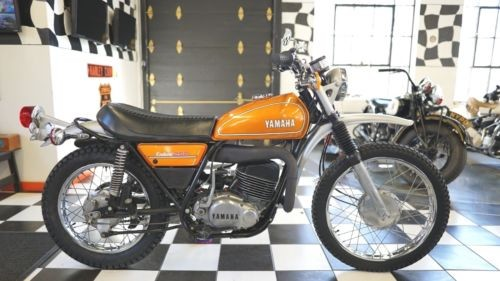 1974 Yamaha DT250 Virginia Gold photo