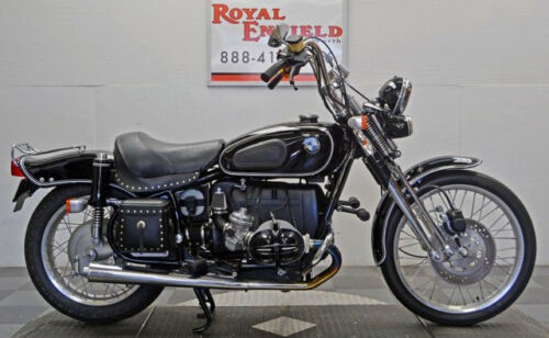 1975 BMW R-Series HD SPRINGER Black photo