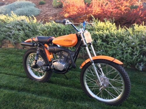 1975 Hodaka Super Rat / Dirt Squirt Orange craigslist