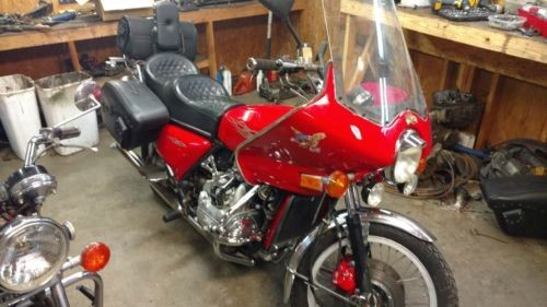 1975 Honda Gold Wing Red for sale craigslist