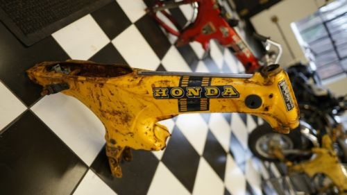 1975 Honda ST90 YELLOW for sale