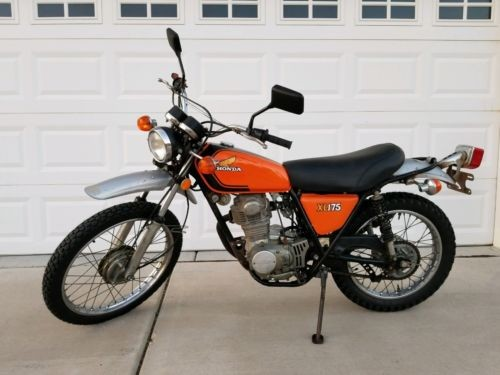 1975 Honda XL175 for sale