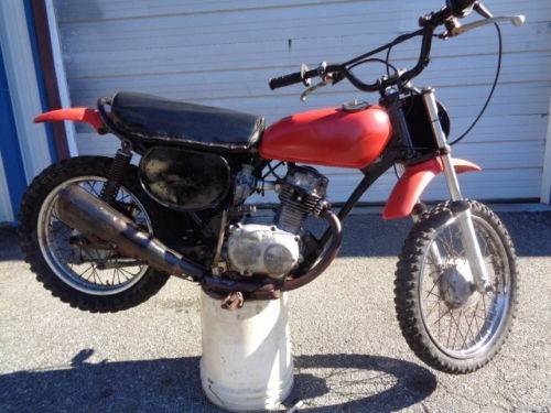 1975 Honda XR  photo