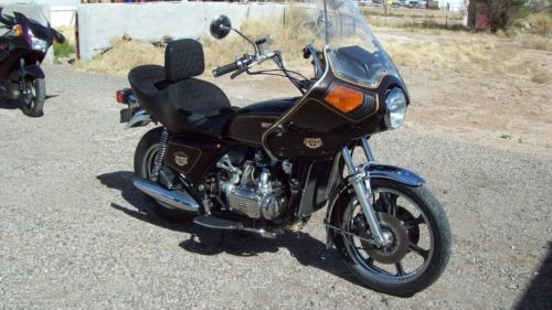 1976 Honda Gold Wing Brown for sale craigslist