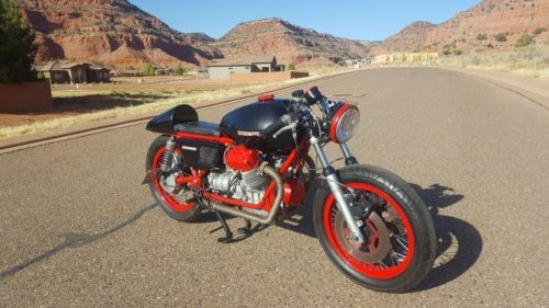 1976 Moto Guzzi 850 T3 Black photo