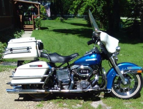 1977 American Classic Motors FLH Blue and White for sale