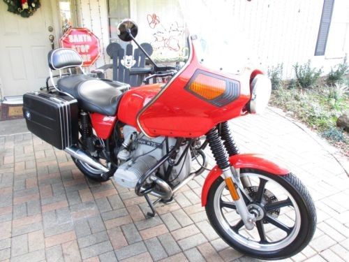 1977 BMW R-Series  photo