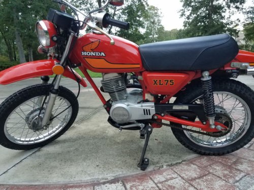 1977 Honda Other Red photo
