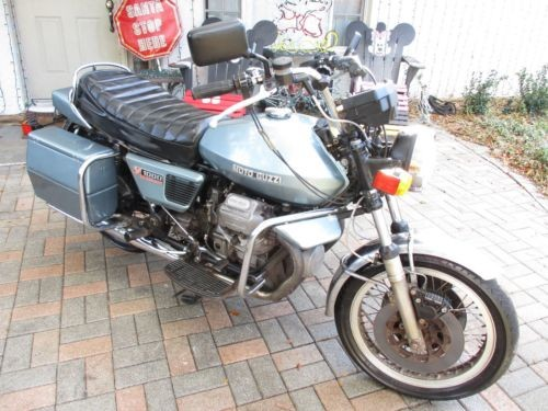 1977 Moto Guzzi V1000 for sale craigslist