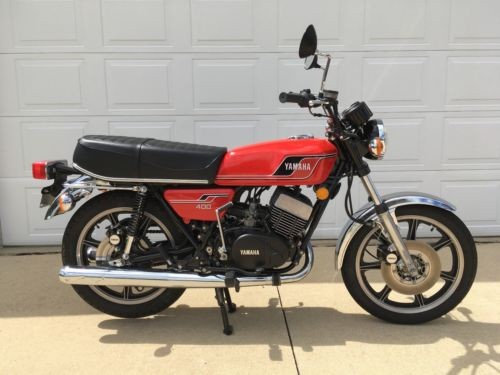 1977 Yamaha Other Red for sale