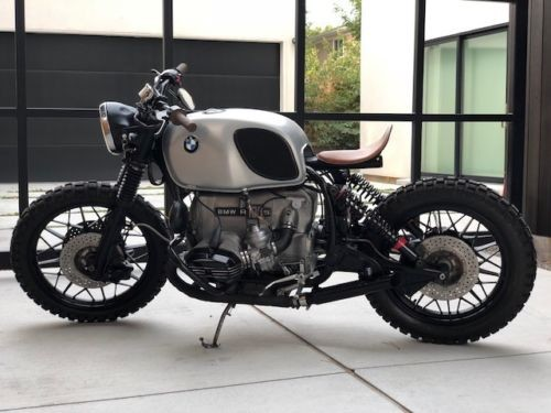 1978 BMW R100S Silver for sale
