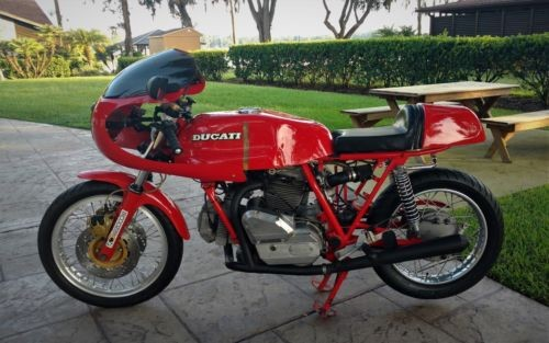 1978 Ducati Supersport Red for sale