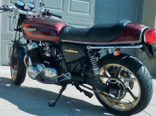 1978 Honda CB Burgundy for sale craigslist