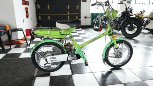 1978 Honda NC50 Green photo
