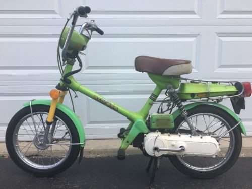 1978 Honda Other Green photo