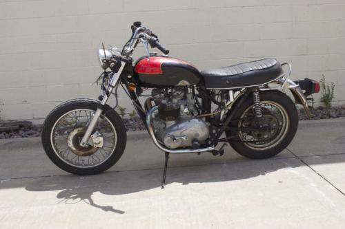 1978 Triumph Bonneville  photo