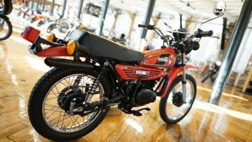 1978 Yamaha DT100 Red photo