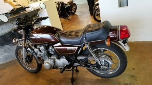 1979 Honda CB Brown for sale