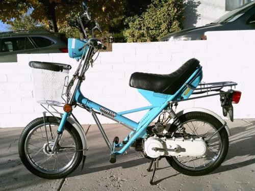 1979 Honda Other Blue photo