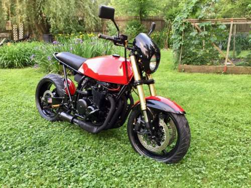 1979 Honda cb650 Red for sale