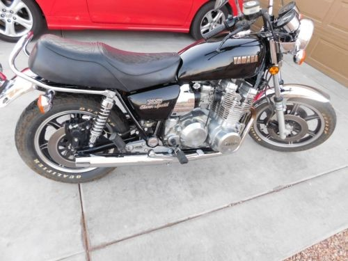 1979 Yamaha XS1100SF Special Black photo