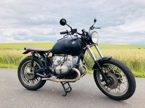 1980 BMW R-Series Blue photo