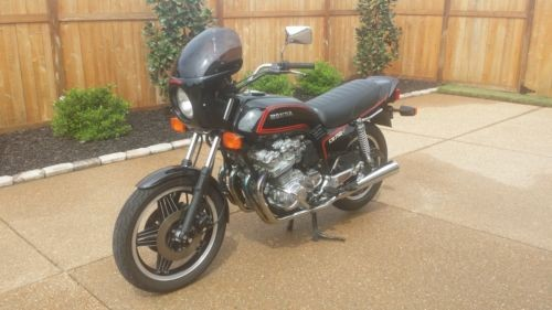 1980 Honda CB Black photo