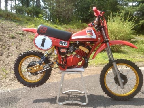 1980 Honda CR  photo