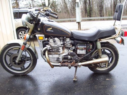 1980 Honda CX500C Custom Black for sale
